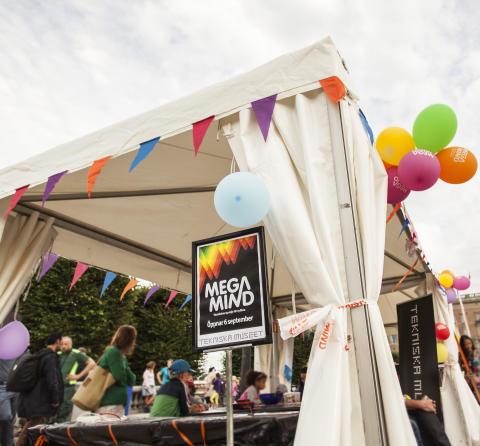 Tekniska museet har Makertema på Stockholms Kulturfestival