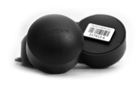 Radonova, Rapidos, radon detector