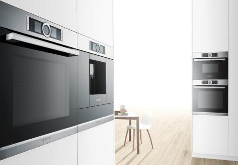 Täydellinen paistotulos:  Bosch esittelee Serie 8 -uunisarjan IFA-messuilla
