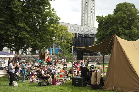 Västerås Cityfestival drar igång med ett fullspäckat program