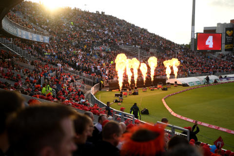 ​Fans encouraged to act fast as Vitality Blast tickets go on-sale