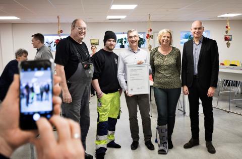 Dansk Retursystem CSR-certificeret