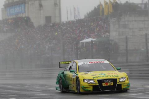 Martin Tomczyk och Audi A4 DTM