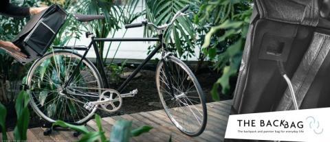 Den perfekta cykelpackningen