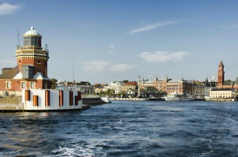 Arriva tar över busstrafiken i Helsingborg