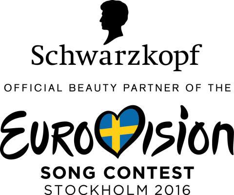 Schwarzkopf Logo ESC 2016