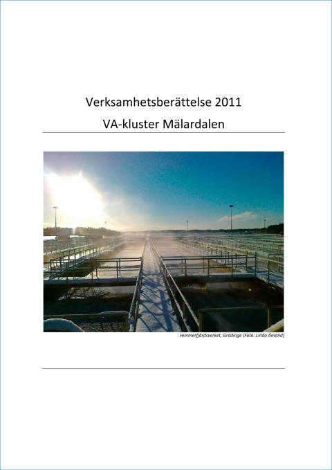 C SVU-rapport C VB2011 VA-kluster MD
