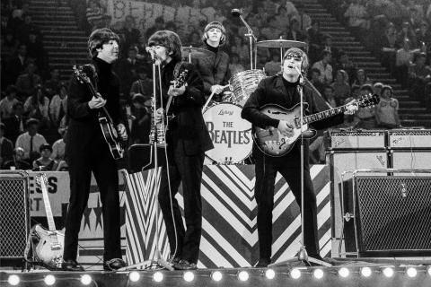 Barockt III – Rock i barocken. The Beatles på scen