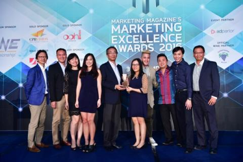 Epson Memenangkan Marketing Excellence Awards untuk Excellence in Marketing dan Excellence in Corporate Social Responsibility