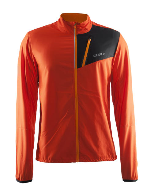 Devotion jacket (herr) i färgen heat/black