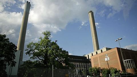 Askalon AB fjärrövervakar turbiner åt Fortum, Värtaverket i Stockholm