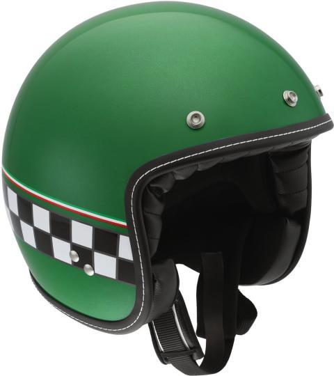 AGV RP60 mc-hjälm, Cafe Racer Green
