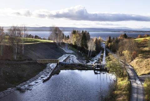 Jämtkraft välkomnar regeringens förslag till ny lagstiftning för vattenkraft