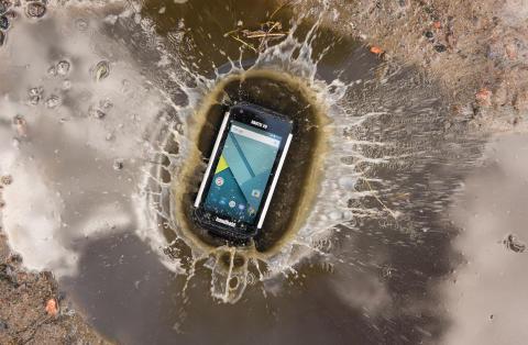 Handheld släpper ny Android-enhet; NAUTIZ X9, den ultra-ruggade handdatorn för utomhusbruk