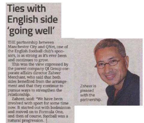 """Ties with English side """"going well"""""""