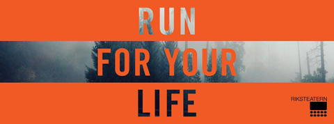Run for your life – upprop