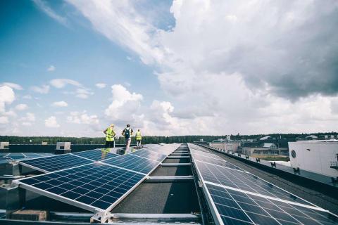 Atria kutsuu energia-alan opiskelijoita kehittämään aurinkoenergiaratkaisuja