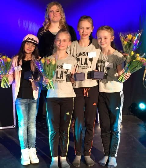 Stort grattis till vinnarna i Ung talang 2016