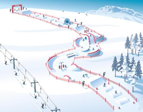 Från Åre till Tyrolen – här är skidsäsongens hetaste nyheter