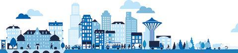 Nytt förslag på hur Örebro ska se ut år 2040