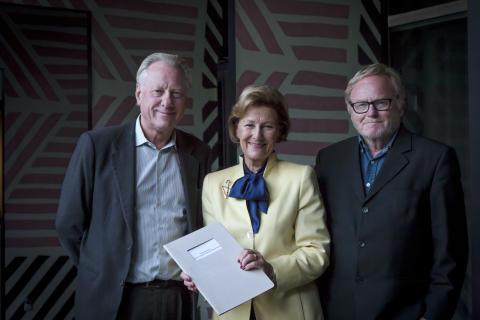 Norges to største kunstpriser inngår samarbeid