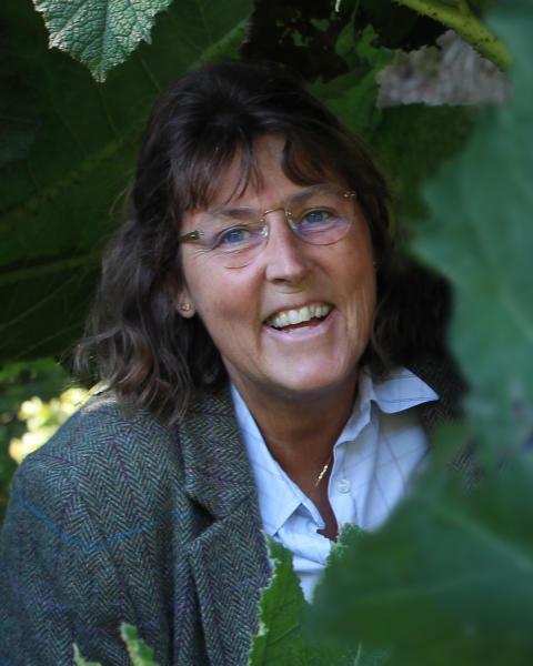 Elisabeth Svalin Gunnarsson kommer till Nolia Trädgård