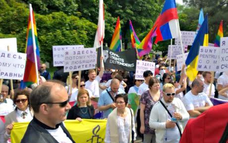 #22 fredag:  Moldavien Pride – Eftersom vi bor här