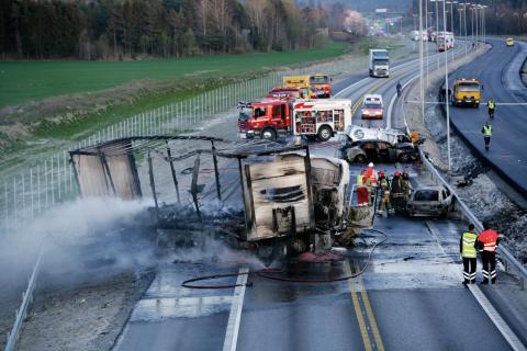 Statsbudsjettet om trafikksikkerhet: Nærmere målet i nullvisjonen