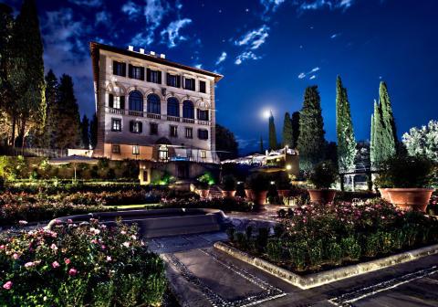 Il Salviatino in Florenz zum besten Hotel Europas gekürt