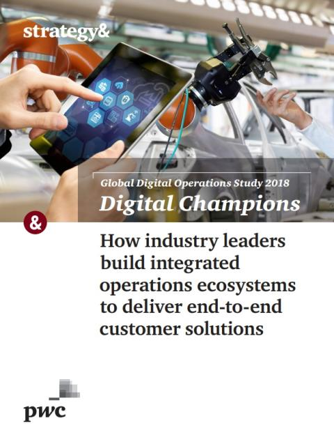 Asia Pacific manufacturing companies champion digital transformation, gap with Americas and EMEA set to widen