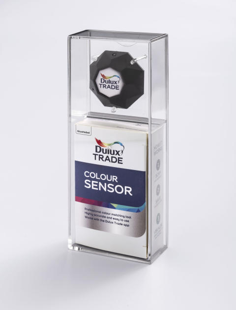 Dulux Trade supports UK decorators with launch of the Dulux Trade Colour Sensor