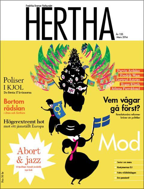 Release för Hertha 2014!