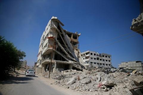 Syrien: Ny rapport från Amnesty visar på en fruktansvärd situation för de boende i östra Ghouta