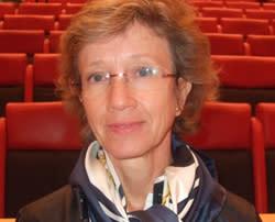 Kristina Glise, Överläkare vid Institutet för Stressmedicin i Göteborg