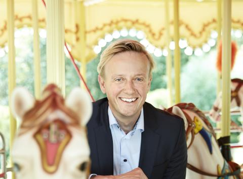 Andreas Veilstrup Andersen transitions from Liseberg to Tivoli Gardens