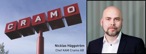 Cramo AB förlänger avtalet med Veidekke Entreprenad AB