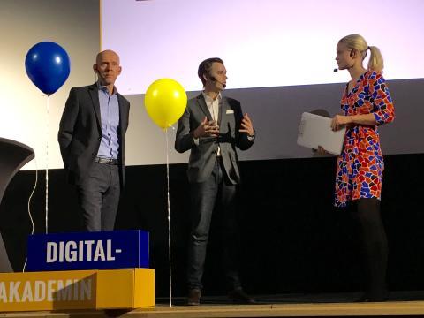 Digital succé när länets företag ville synas på nätet