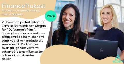 Financefrukost Göteborg