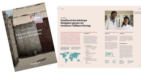 Årsredovisning 2019: Stark tillväxt av jobb i kampen mot fattigdom