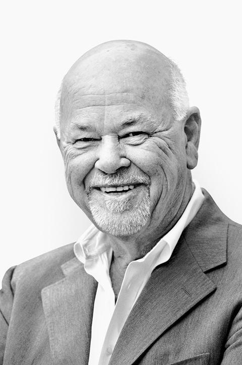 Max Hansson, grundare och ägare PayEx