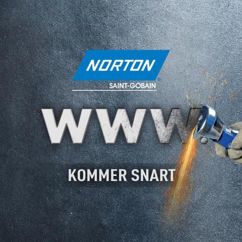 Kommer snart... Nortons nya hemsida!