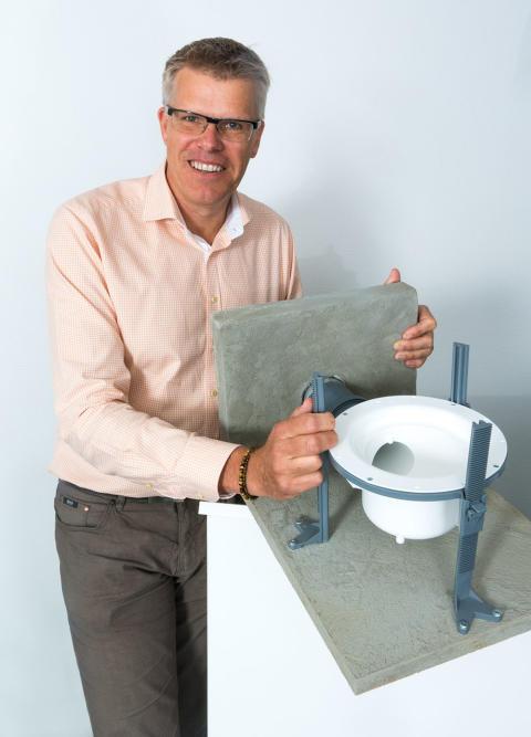 Nu blir det lättare att montera din golvbrunn