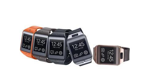 Neste generasjons Gear-produkter fra Samsung gir større frihet og tar design til et nytt nivå