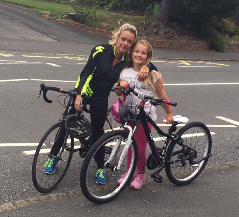 Chesterfield BT employee pedalling for Pudsey in gruelling cycle challenge