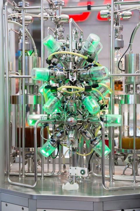 Mycket handlade om transformeringen av svensk industri med nödvändiga satsningar på automation, digitalisering och robotisering.