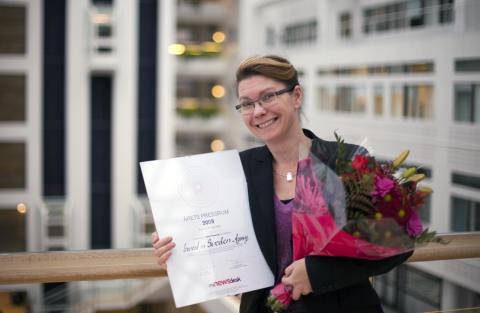 Vinnare årets pressrum 2009 - Offentlig sektor