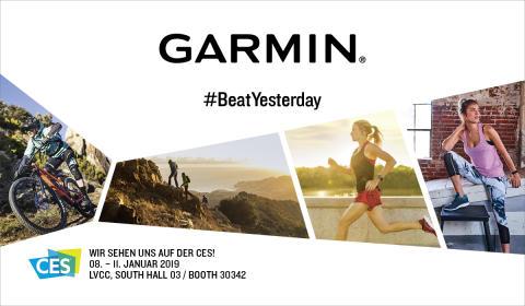 CES 2019: Garmin präsentiert neue Modelle aus dem Automotive-Bereich