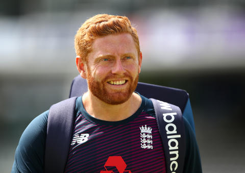 Bairstow added to Test squad as back-up