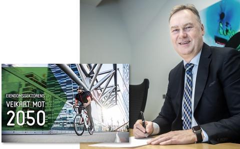 Nordea Liv slutter seg til strakstiltakene i Eiendomssektorens veikart mot 2050