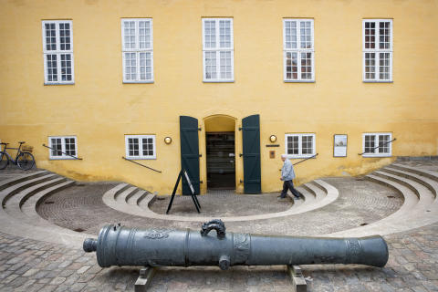 Orlogsmuseet på Christianshavn